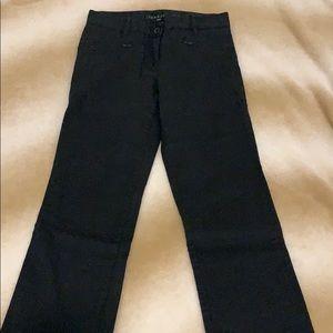 Black THEORY pants